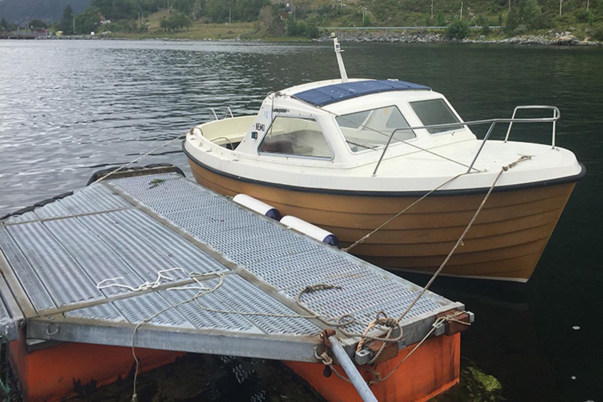 Viksund Boat Nr.01