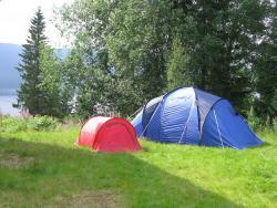 Camping Zelte. Camp 2.